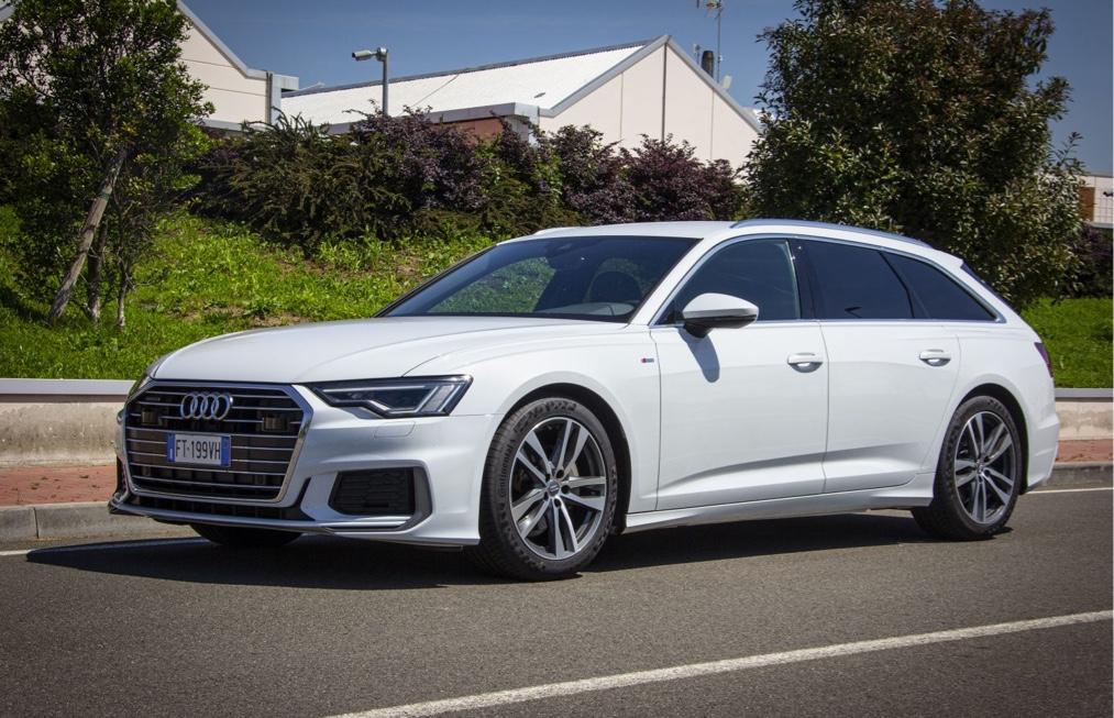 Audi A6 usate Crema   Cremona   Brescia   Milano